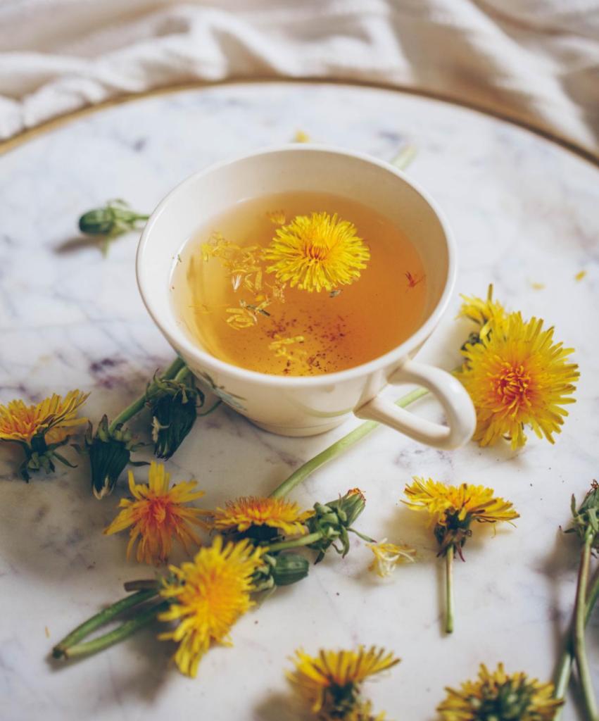 postpartum nutrition tea