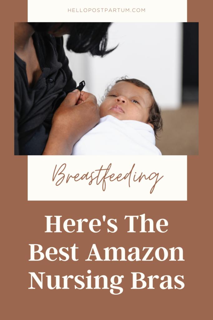 Nursing bras from amazon